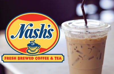 Fresh Place - Central Market - Nash's Coffee