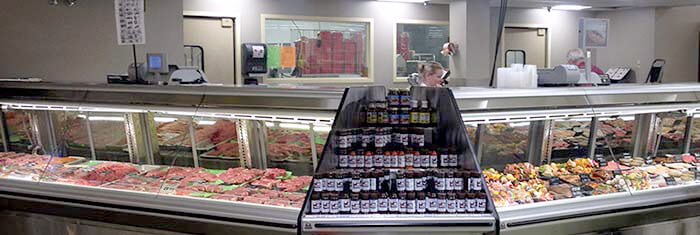 Service Meat Counter